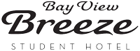Bay View Student Hotel Logo